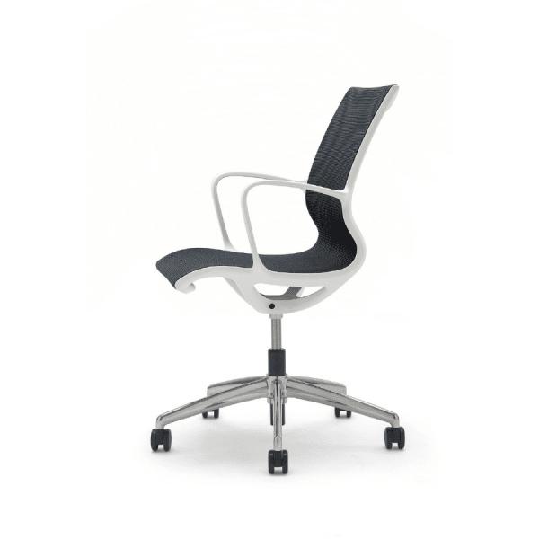Gispen Turn Grey Bureaustoel