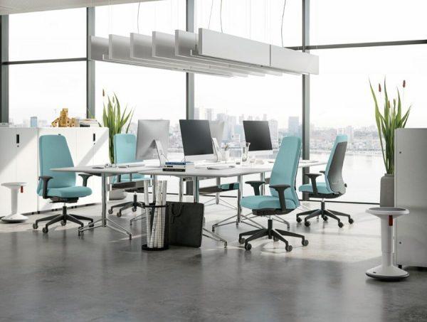 Interstuhl EVERYis1 Bureaustoelen