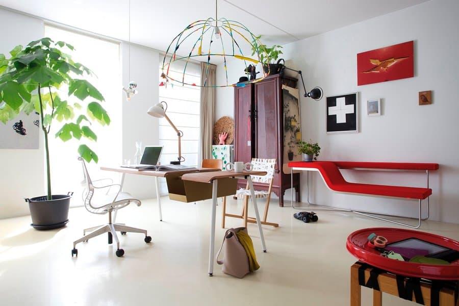 kantoorinrichting licht