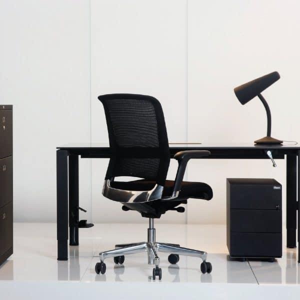Ergnonomische bureaustoel