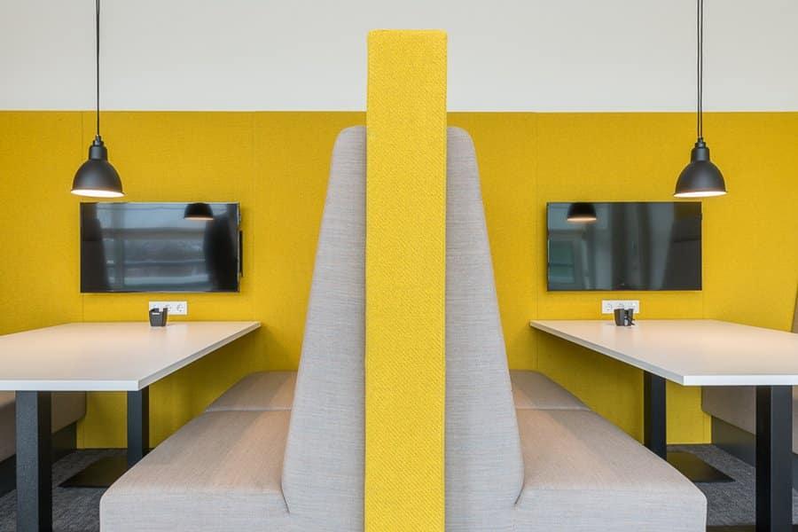 lounge inrichting loungebank