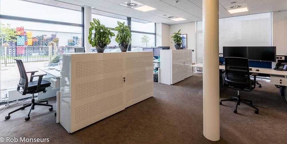 kantoorinrichting kantoorplanten