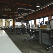 Verstelbare bureaustoel
