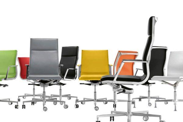 Luxy Nulite Bureaustoelen