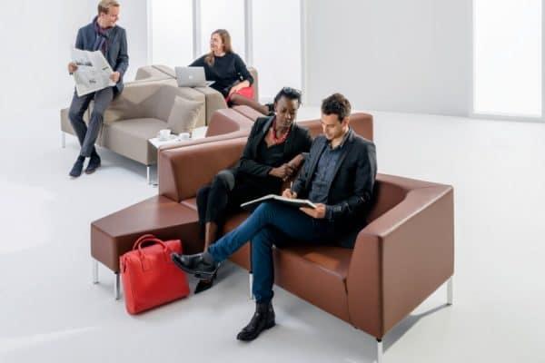 Interstuhl TANGRAMis5 Lounge