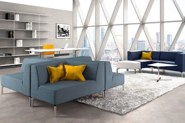 Interstuhl TANGRAMis5 Lounge Inrichting