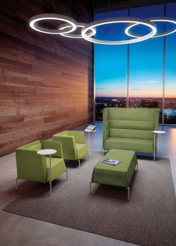 Kastel Kendo Lounge Inrichting