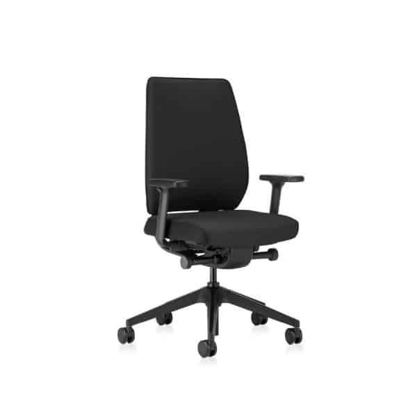 Interstuhl JoyceIS3 gestoffeerde bureaustoel