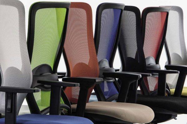 Luxy Pop bureaustoel