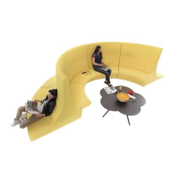 Deberenn Bullseye Loungebank