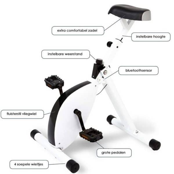 Worktrainer Deskbike