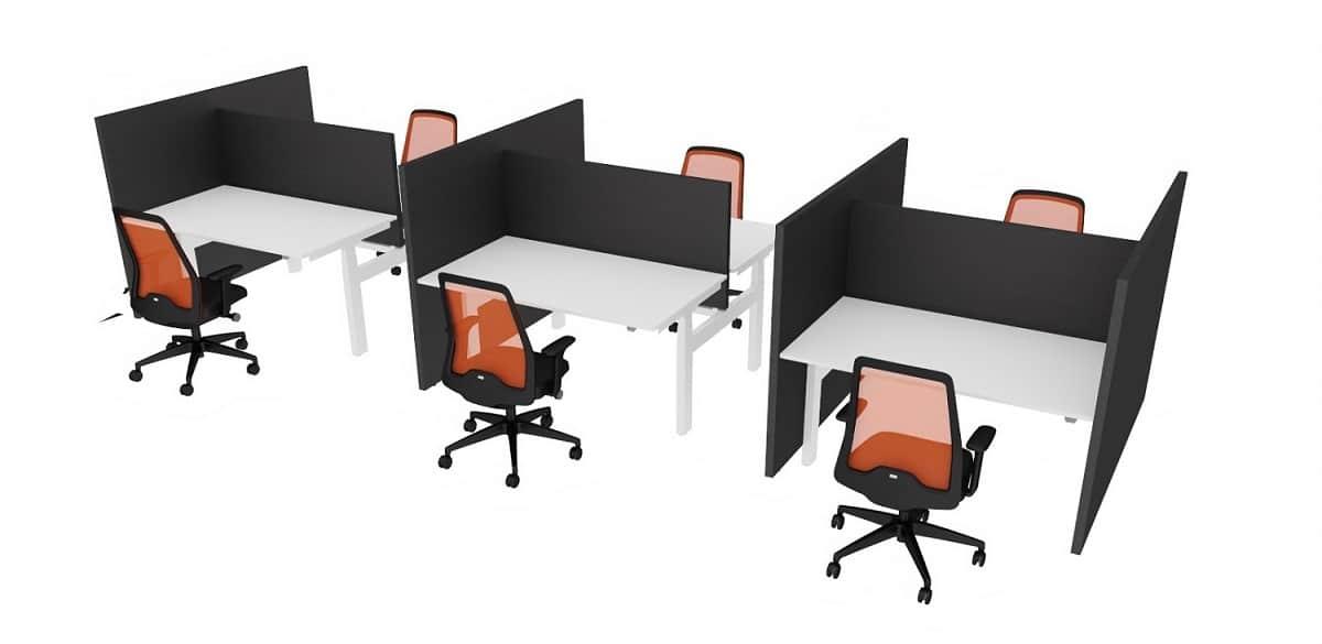 Corona-proof kantoor 1,5 meter