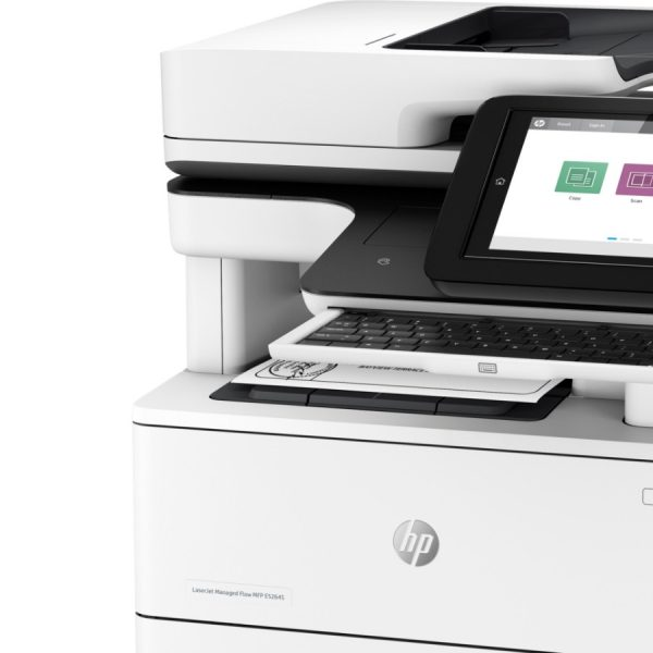 HP LaserJet Managed Flow E52645c