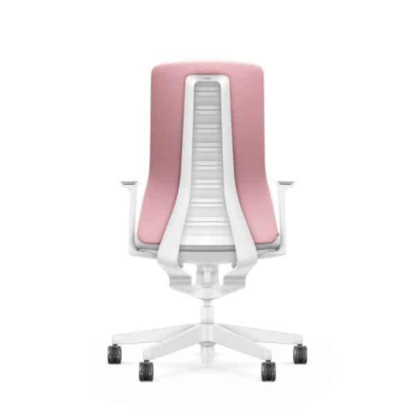 Interstuhl PUREis3 Pink Bureaustoel