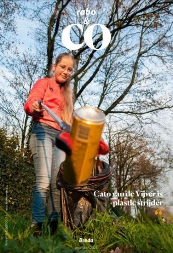 WM in Rabo & Co Magazine