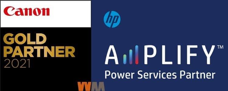 Canon & HP Partner