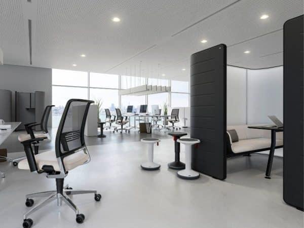 Interstuhl Hub kantoormeubilair